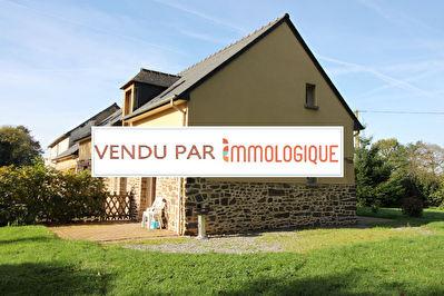 Maison A Vendre 35310 Breal Sous Montfort 6 Pieces 130 M Immologique